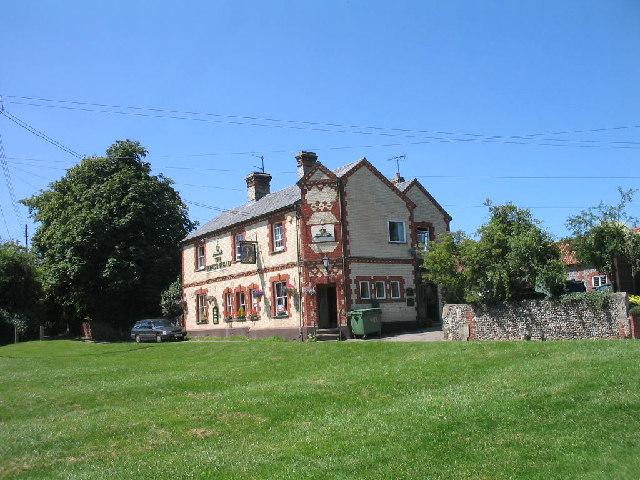 The King's Head Inn, Moulton