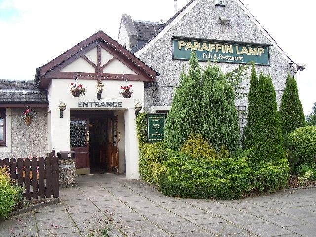 Paraffin Lamp, Lugton