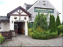 NS4153 : Paraffin Lamp, Lugton by william craig