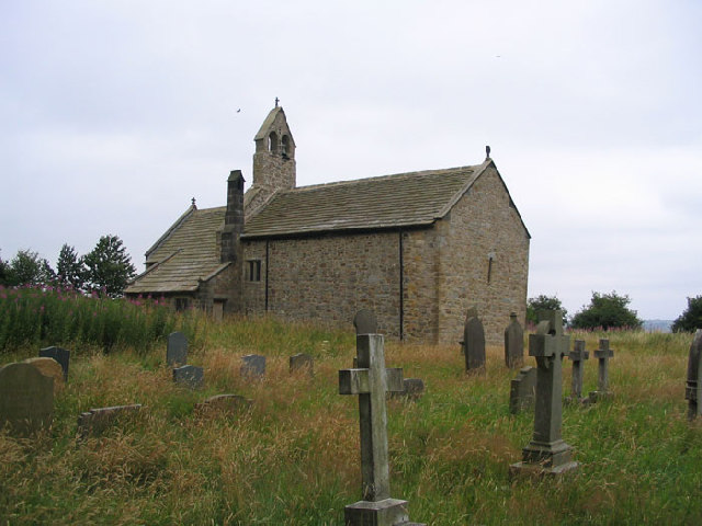 St. Mary's Church Stainburn