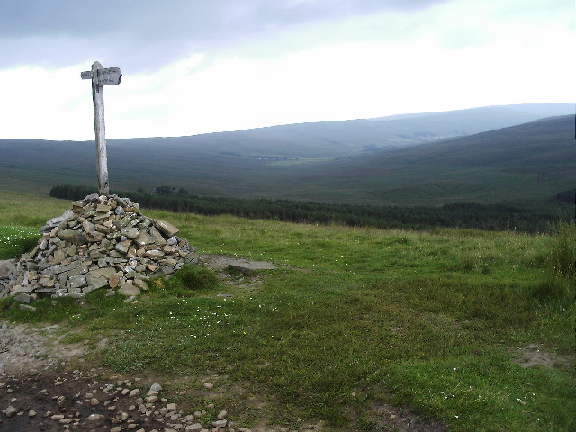 Dales Way meets Pennine Way