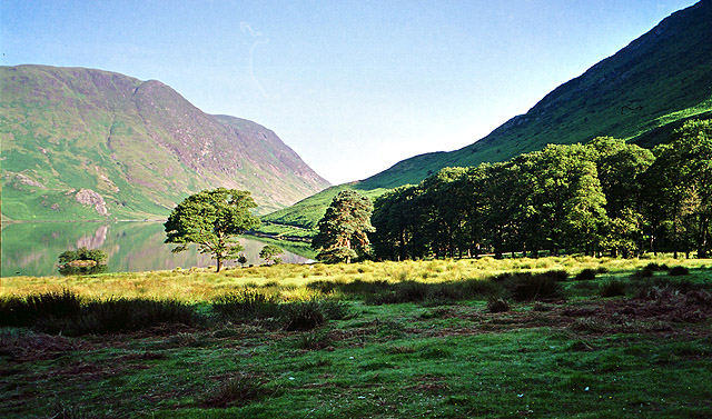 South end of Crummock Water