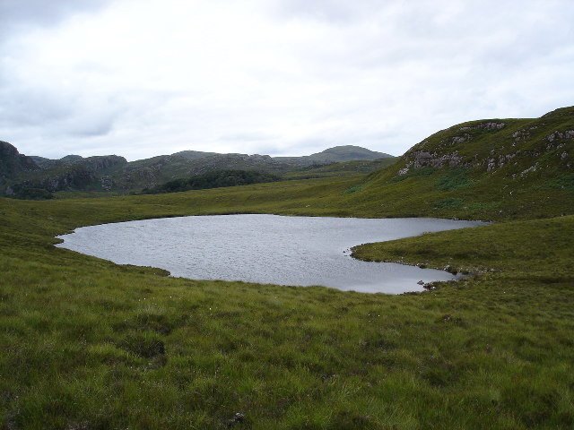 Loch a Mhill Dhuibh