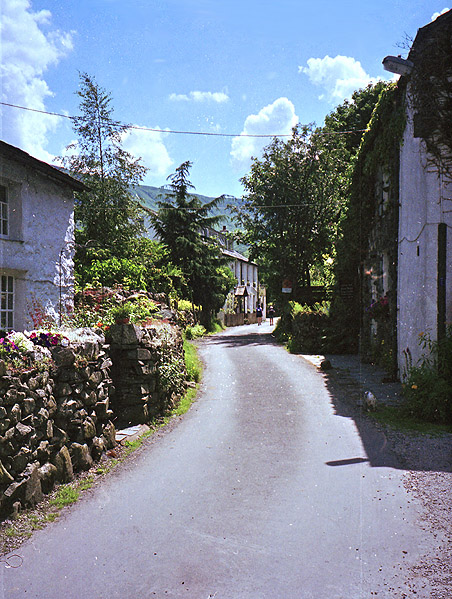 Stonethwaite: Cumbria