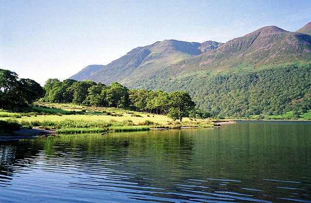 Dodd: Crummock Water