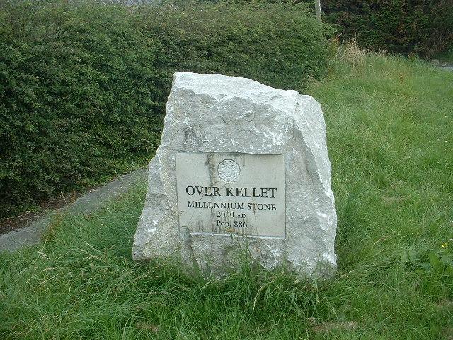 The Millennium Stone, Over Kellet