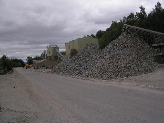 Craiglash Quarry