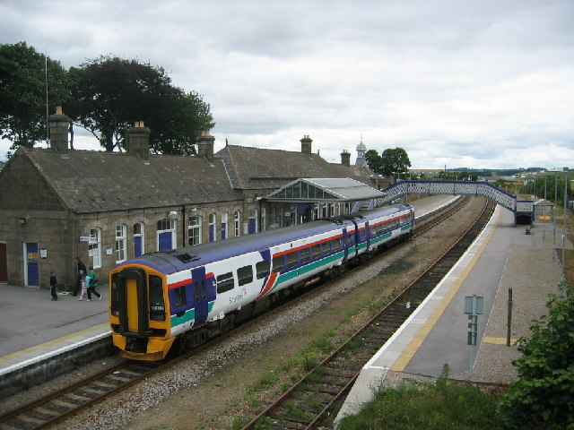 Inverurie station