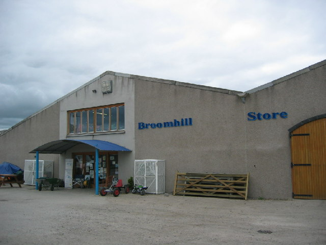 Broomhill Store, Lyne of Skene
