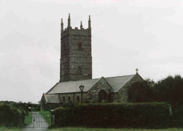 St.Eval Church