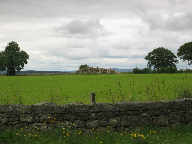 Rural view from Netherton of Garlogie