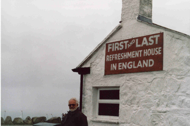 First and last house at Lands End