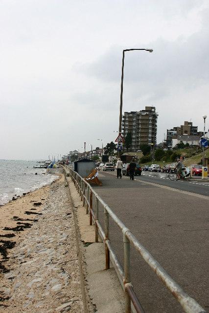 Western Esplanade, Westcliff-on-Sea