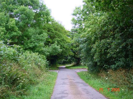 Crossroads at Bodlonfa