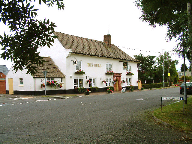 The Bull at Fleet Hargate