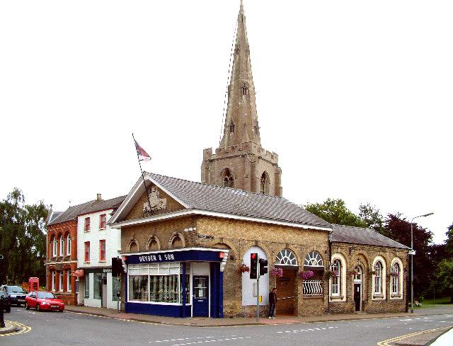 Holbeach Town Crossroads
