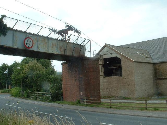 Aerial Ropeway, Claughton Brickworks