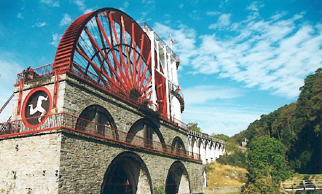 Lady Isabella - the Laxey Wheel