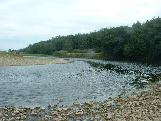 River Lune, near Caton
