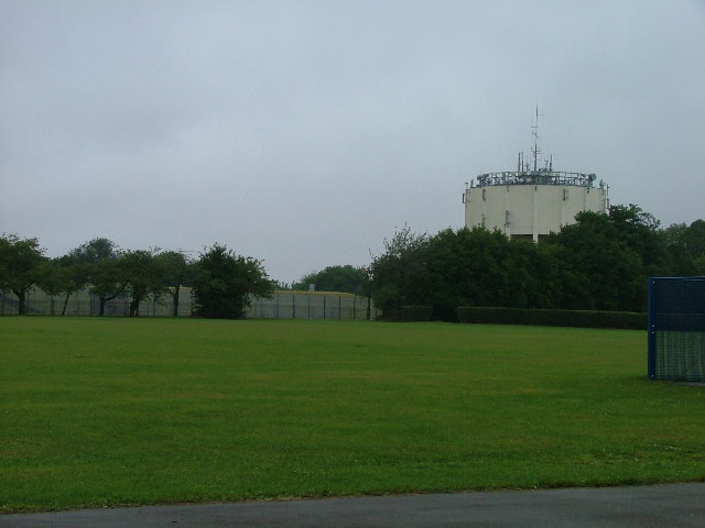 Hampson Park / Pin Green Water Tower.
