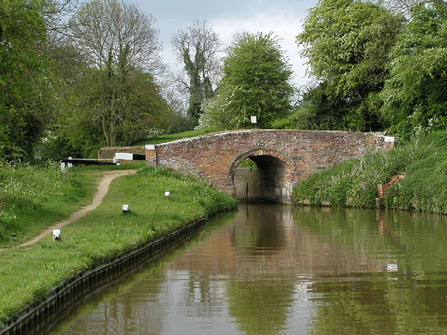 Upper Heyford on the Oxford Canal