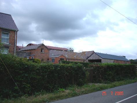 Farmbuildings near Tremeirchion