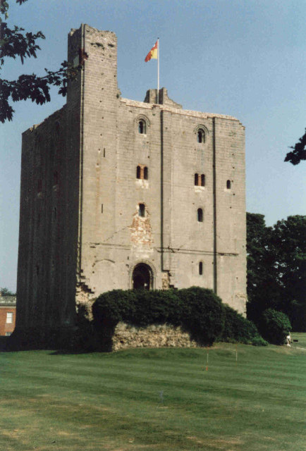 The Keep at Castle Hedingham