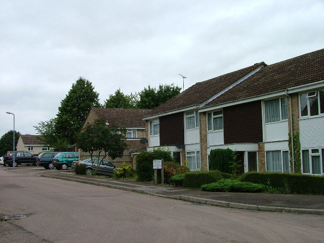 Keats Way - Poets Estate.