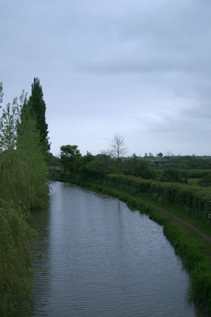 Ansty, on the Northern Oxford Canal