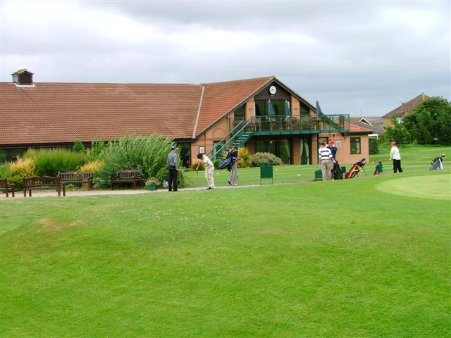 Saltburn Golf Course Clubhouse