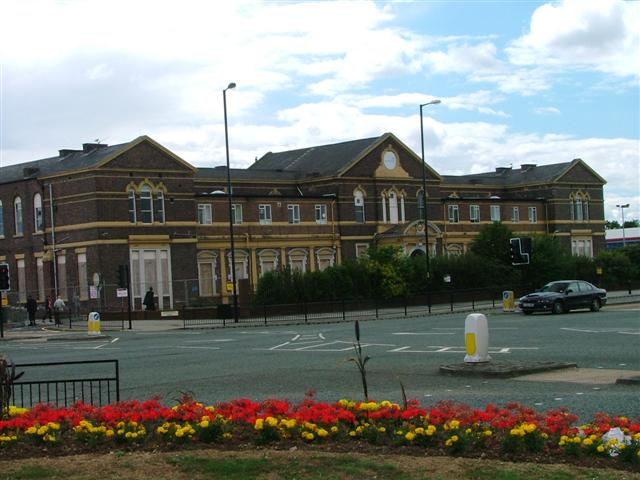 Former Ear, Nose and Throat Hospital, Middlesbrough