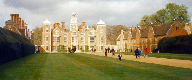 Blickling Hall, Blickling, Norfolk