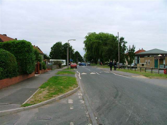 Valley Road, Northallerton