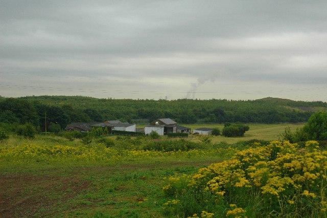 Moss Hall Farm
