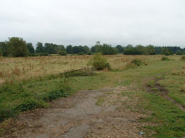 Castleman Trailway near Little Canford