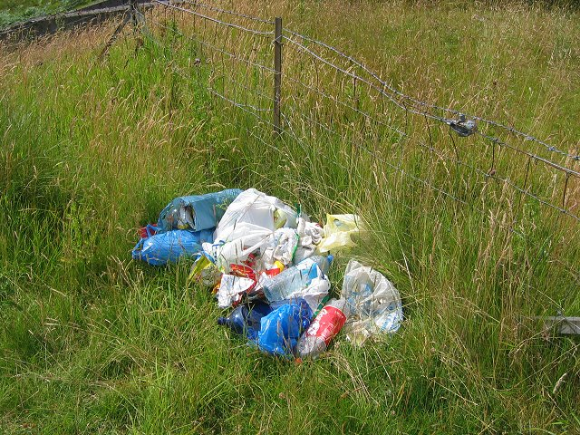 Litter, Greenside