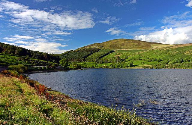 Injebreck (West Baldwin) reservoir