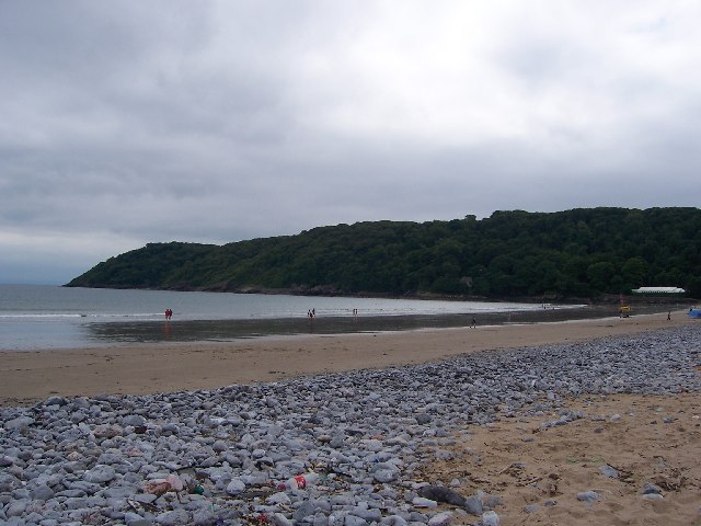 Oxwich Point
