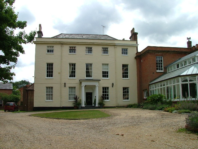 Wymondley House