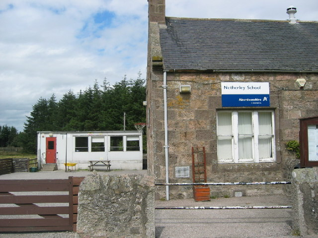 Netherley School, Aberdeenshire