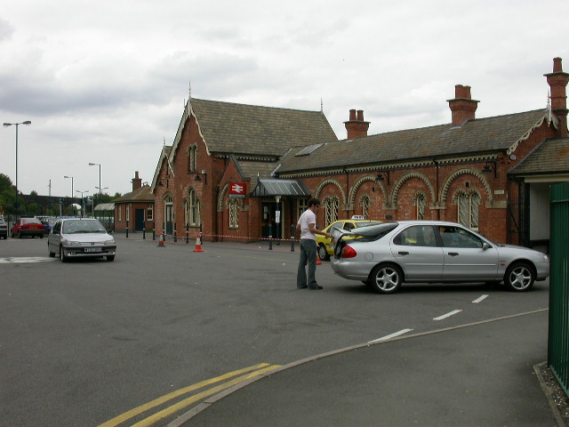 Wellingborough Station