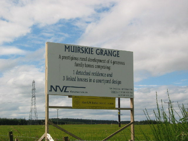 Muirskie Grange