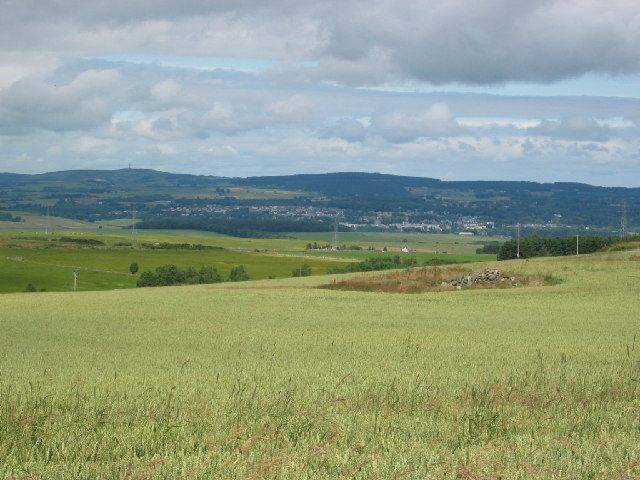 View towards Peterculter