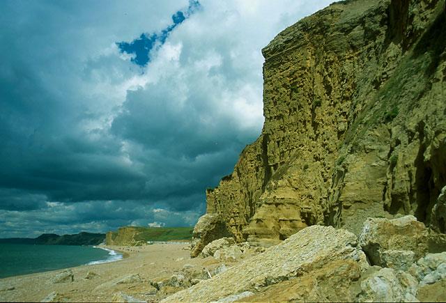 Burton Cliff