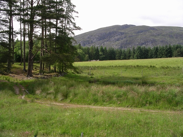 Farmland, Strath an Eilich