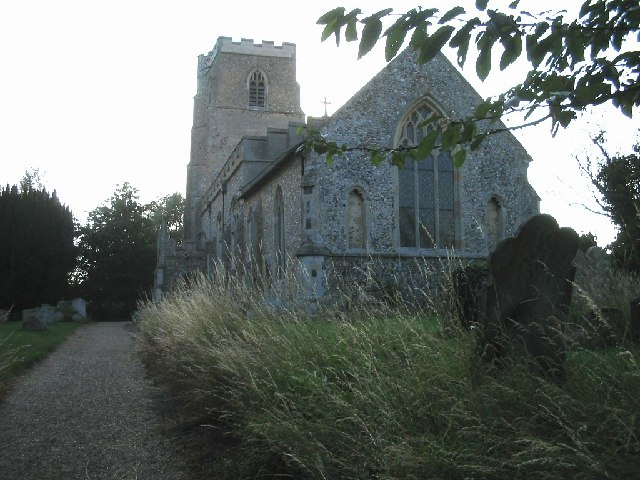 Stansfield All Saints Church