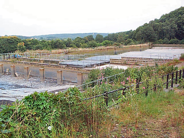 Esholt sewage works