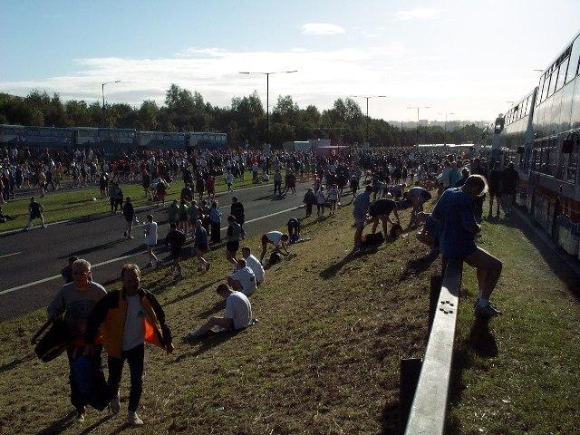 Great North Run Start