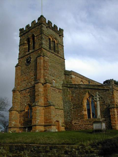 Ravensthorpe Parish Church