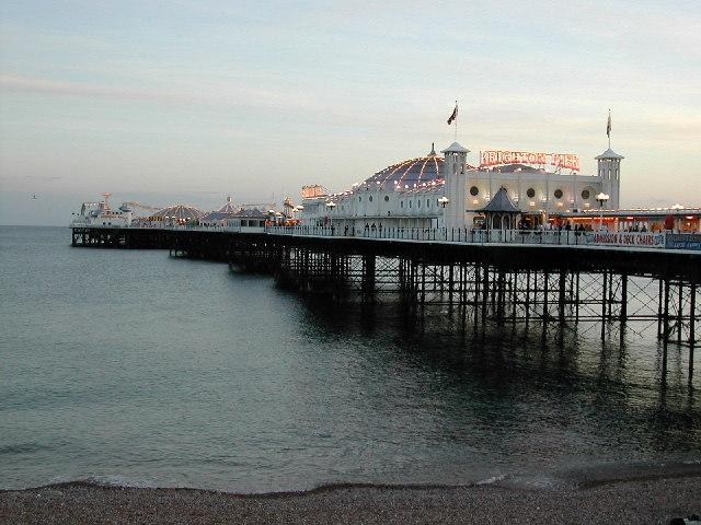 Palace Pier - Brighton